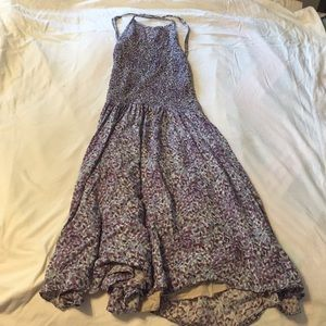 Purple Urban Outfitters Dress